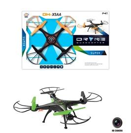 Žaislinis dronas DH861-X5AAC, 28 cm