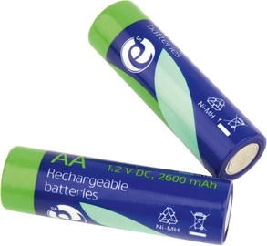 EnerGenie EG-BA-AA26-01 Ni-MH Rechargeable Batteries 2pcs