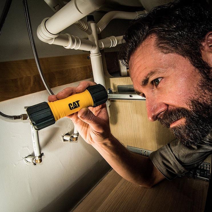 Карманный фонарик Caterpillar CTRACK, IPX5