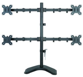 Televizoriaus laikiklis Techly Desk Arm for 13-27'' Black
