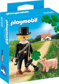 Playmobil Chimney Sweep With Lucky Pig 9296