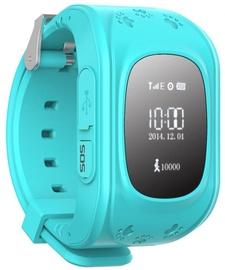 ART Smartwatch With GPS Locator Blue
