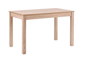 Pusdienu galds Halmar Ksawery, ozola, 1200x680x760mm