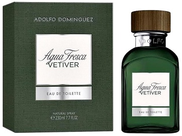 Kvepalai Adolfo Dominguez Agua Fresca Vetiver 230ml EDT