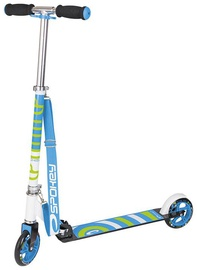Spokey Beep Scooter 145 mm White / Blue