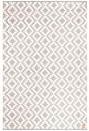 Ковер FanniK Isadora White/Grey, многоцветный, 160 см x 230 см
