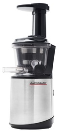 Gastroback Slow Juicer Advanced Vital 40145 Black/Inox