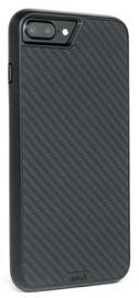 Mous Air-Shock Back Case For Apple iPhone 6 Plus/6s Plus/7 Plus/8 Plus Black