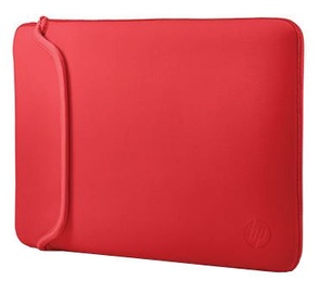 "HP Notebook Reversible Sleeve For 15.6"" Black/Red"
