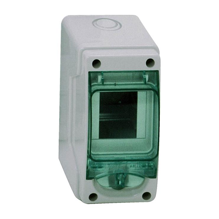 Virštinkinė automatinių jungiklių dėžutė Schneider, 3 modulių