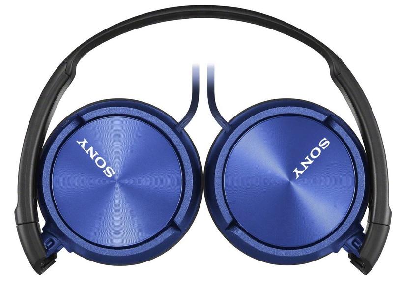 Ausinės Sony MDR-ZX310 Blue