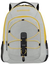 Рюкзак Wenger Mars Backpack Grey/Yellow, желтый/серый, 16″