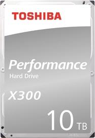 Toshiba X300 10TB 7200RPM SATA III 128MB BULK HDWR11AUZSVA