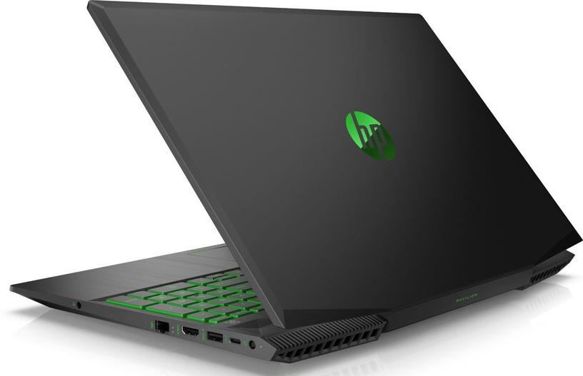 """Nešiojamas kompiuteris HP Pavilion Gaming 16-a0032nw 2P7L5EA Intel® Core™ i5, 8GB/512GB, 16.1"""""""