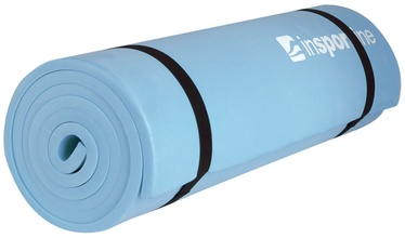 inSPORTline Foam Mat 180x50cm Blue