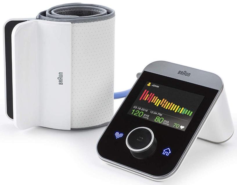 Braun Upper Arm Blood Pressure Monitor ActivScan 9 BUA7200