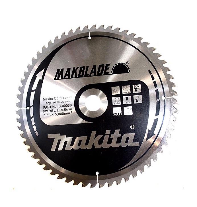 Makita Circular Saw Blade B-09036 305mm Wood