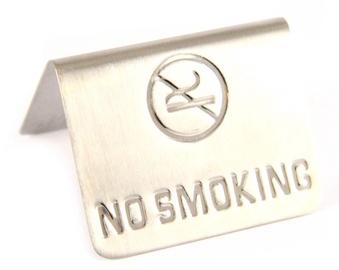 Sharda Table Stand No Smoking 7.5x6cm