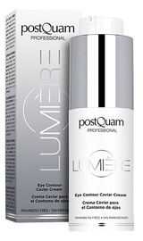 PostQuam Professional Lumiere Eye Contour Caviar Cream 20ml
