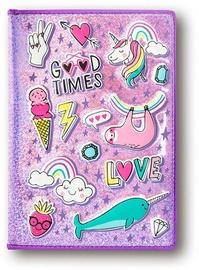 Stnux Metalic Note Book