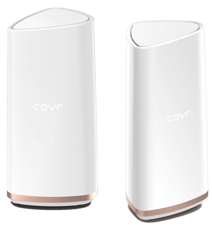 D-Link AC2200 Tri‑Band Whole Home Mesh Wi‑Fi System COVR‑2202