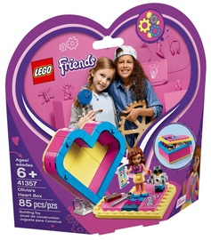 Konstruktorius LEGO Friends Olivia's Heart Box 41357