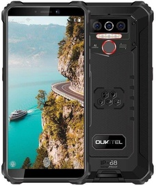 Mobilusis telefonas OukiTel WP5 Pro Black, 64 GB