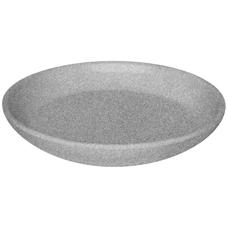 Поддон для вазона Domoletti 5906750949291, серый, 250 мм