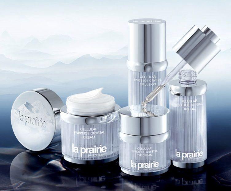 La Prairie Cellular Swiss Ice Crystal Transforming Cream SPF30 30ml 30