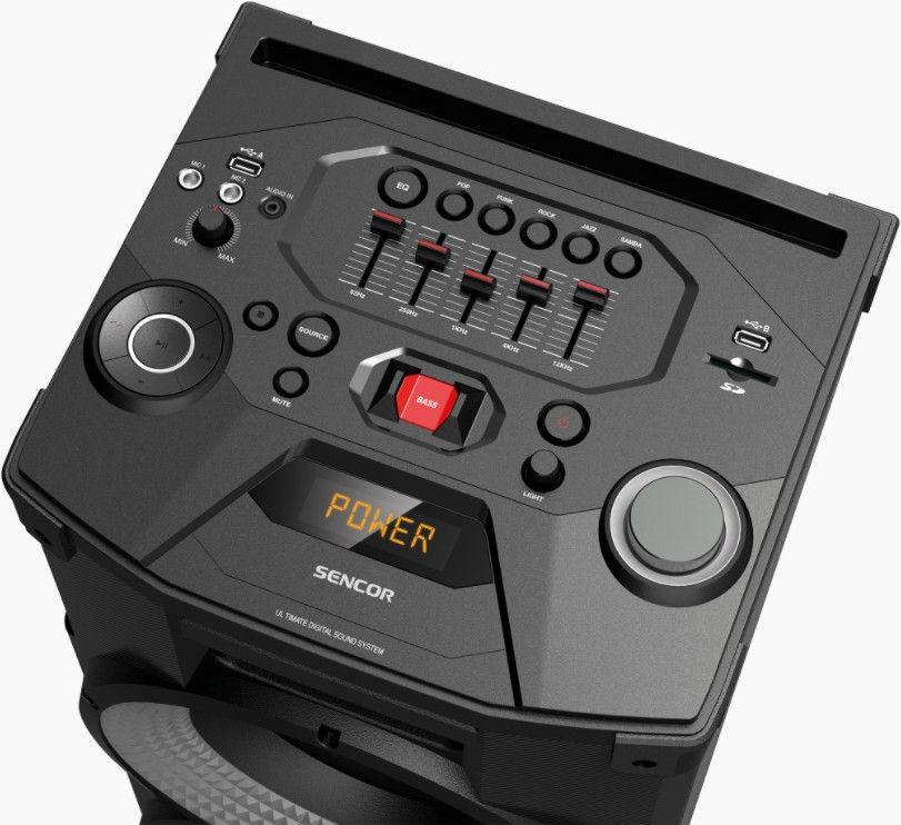 Muusikakeskus Sencor SSS 4001