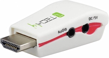 Techly 022236 HDMI to VGA with Audio Converter