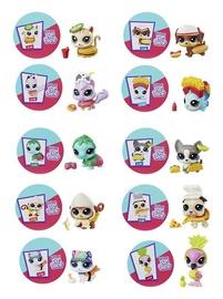 Фигурка-игрушка Hasbro Littlest Pet Shop LPS Hungry Pets E5216