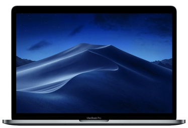 Apple MacBook Pro with Touch Bar 2018 / 13.3 Retina / i7 QC 2.7GHz / 16GB RAM / 512GB SSD Space Gray ENG
