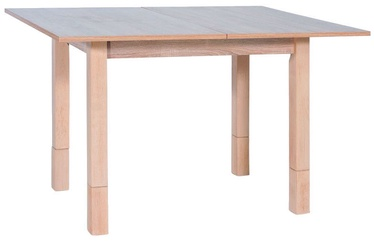 Pusdienu galds Signal Meble Iza Oak Sonoma, 620 - 1240x910x600 - 780 mm