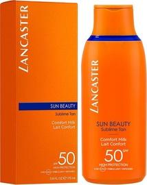 Солнцезащитное молочко Lancaster Sun Beauty SPF50
