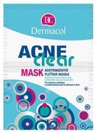 Dermacol AcneClear Face Mask 16g