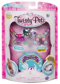 Spin Master Twisty Petz Pony Poodle And Surprise Collectible 1s