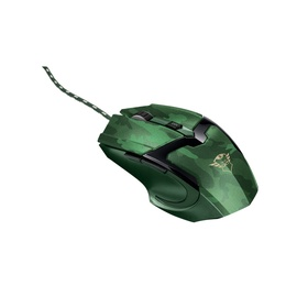 Trust GXT 101D Gaming Mouse Green