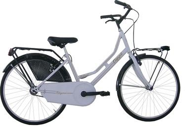 Coppi Holland City Bike 24'' White
