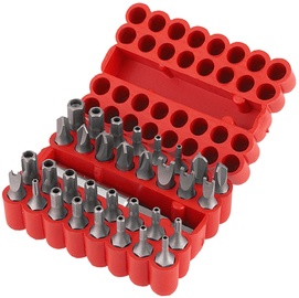 Kreator Screwdriver Bit Set KRT064700 33pcs