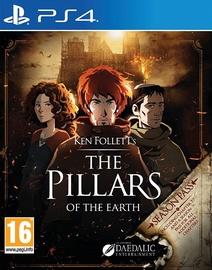 Ken Follett's The Pillars of the Earth PS4