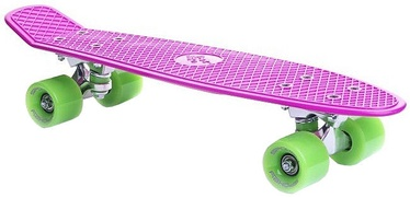 Spokey Cruiser Pink/Green 839418