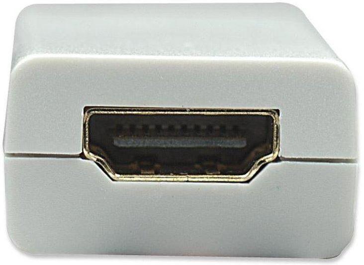 Techly Adapter Mini Displayport to HDMI White 0.15m