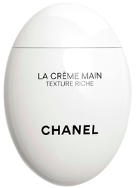 Rankų kremas Chanel La Creme Main Texture Riche, 50 ml