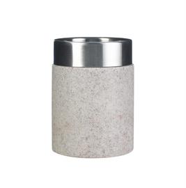Stilkinė dantų šepetėliams Ridder Stone 220101,11, smėlio spalvos