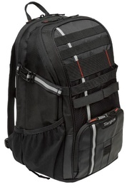"Targus Backpack For 15.6"" Shock Absorbing Black"