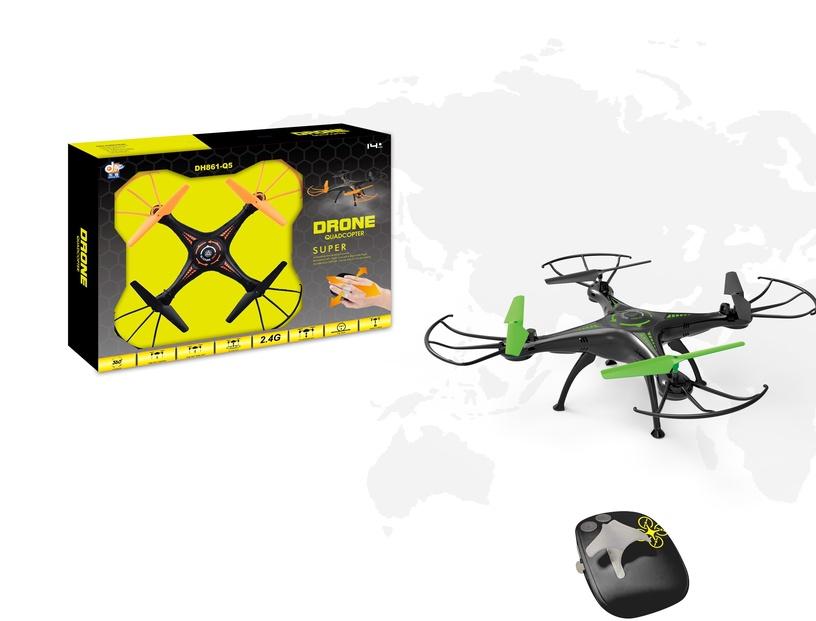 Žaislinis dronas DH861-Q5, 28 cm