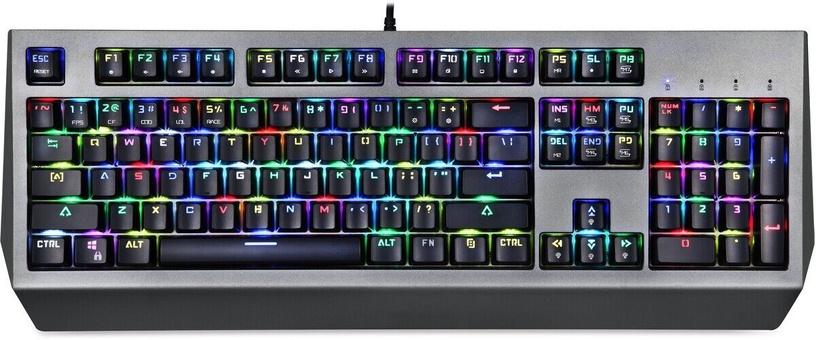 Клавиатура Motospeed CK99 Mechanical Gaming Keyboard US Red Switch