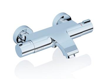 Ravak TE 082.00/150 Termo 200 Thermostatic Shower Mixer Chrome
