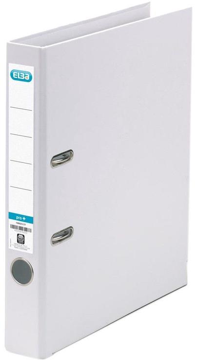 Elba Strong-Line Folder 5cm Light Gray